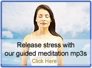 Release Stress With Our Guided Meditations