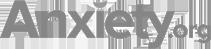 Anxiety.org Logo Gray