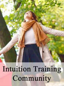 Intuition Training Community with Dr Barbara Cox