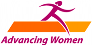 Advancing Women Logo