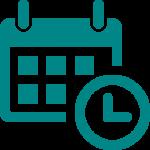 calendar-with-a-clock-time-tools